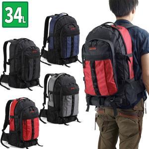 リュックサック 幅52cm 約34L ブラック 黒 ビジネス 通勤用 営業用 仕事用 キャンバス ママバッグ 鞄 カバン かばん バッグ 42521|crescent