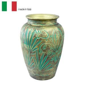 イタリア製 陶器 傘立て 花瓶  クラシック|crescent