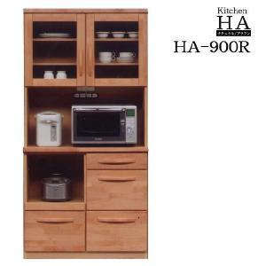 食器棚 上下分割式完成品  オープン食器棚 幅90cm ロータイプ ナチュラル/ブラウン SOK 特選 開梱設置送料無料|crescent