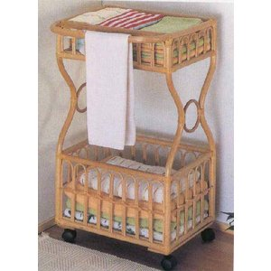 ランドリーボックス ラタン 籐家具 アジアンテイスト|crescent