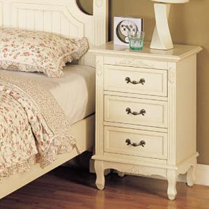 白家具 3段チェスト アウトレット特価 輸入家具 pt10|crescent
