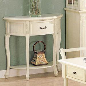 白家具 コンソール アウトレット特価 輸入家具 pt10|crescent