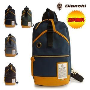 ボディバッグ ビアンキ[Bianchi] ショルダーバッグ|crescent