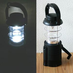 12灯LED非常用ランタン ライト 電池のいらない 手回し充電 電池 2WAY 台風 防災 |crescent