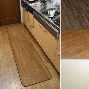 キッチンマット 北欧 おしゃれ マット 60×250 |crescent