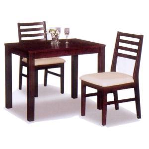 ダニングセット シンプル モダン 3点セット コンパクトダイニング3点セット  食卓テーブルセット 2人用 ダイニング テーブル セット|crescent