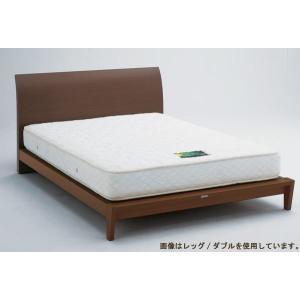 ASLEEP(アスリープ)  ベッド シングル シングルベッド レッグタイプ フレームのみ  アスリープ アイシン精機 トヨタベッド|crescent