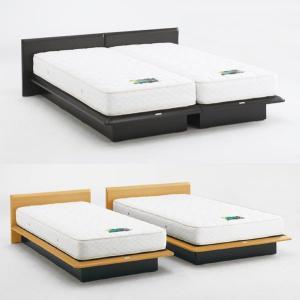 ASLEEP(アスリープ)  ベッド シングル シングルベッド ベーシック 引出無し タイプ  フレームのみ  エスタンシア アイシン精機 トヨタベッド|crescent
