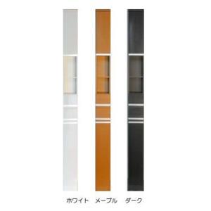 すきま 収納 ラック スリムな木製ラック 幅15cm オープンタイプ  すきまラック、スキマ収納、スキマラック、隙間ラック|crescent