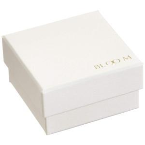 ブルーム BLOOM K10 ホワイトゴールド キュービックジルコニア(ラベンダーカラー) フック ...