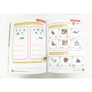 スカラスティック フォニックス ワークブック レベル A 英語教材