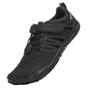 [KUTHANA] ベアフットランニングシューズメンズスポーツトレーニング運動靴室内フィットネスカジュアルジムウォーキングジョギングスニーカー柔軟 超の画像