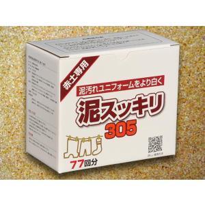 泥スッキリ本舗 泥汚れ専用洗剤 泥スッキリ305 赤土専用 0305