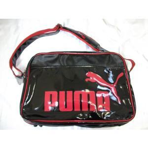 PUMAプーマ エナメルバッグ 27L 069626|crescentsports