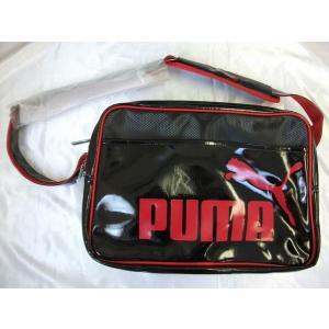 PUMAプーマ エナメルバッグ 18L 069627|crescentsports