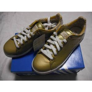 adidasアディダス スタンスミス2 ゴールド G01145|crescentsports