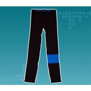 SPAZIOス パッツィオ パワーパンツ ロング ブラック GE-0141|crescentsports
