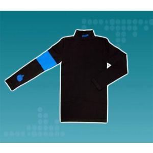 SPAZIOス パッツィオ パワーシャツ ブラック GE-0140|crescentsports