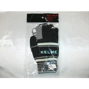 KELME(ケルメ) ニットグローブ 手袋 KA450 ブラック crescentsports