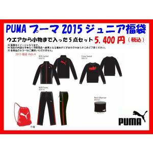 「好評予約受付中!」PUMAプーマ2015年ジュニア福袋 計5点|crescentsports