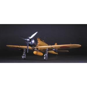 ウッディジョー 木製模型 零戦 零式艦上戦闘機 52丙型 1/24 (代引不可)