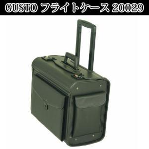 (次回入荷12月上旬予定)GUSTO フライトケース 20029|cresco
