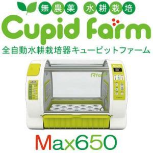 水耕栽培器 キューピットファーム MAX650