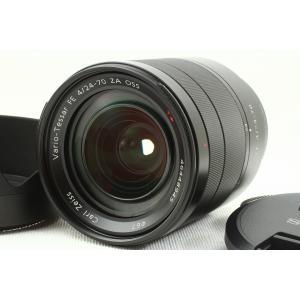 SONYソニー Vario-Tessar T* FE 24-70mm F4 ZA OSS SEL24...