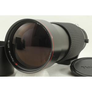 Tokinaトキナー AF 100-300mm F4 SD IF AT-X340 Nikonニコン◆...