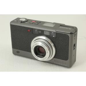 2006年から発売なったコンパクトフィルムカメラです。  現在は生産しておらずその手軽さとかわいいデ...