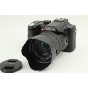 光学12倍ズームの「Leica DC Vario-Elmarit」レンズを搭載した レンズ一体型デジ...