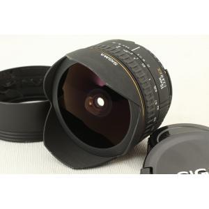 SIGMAシグマ AF 15mm F2.8 EX Fisheye Nikonニコン◆魚眼レンズ,ケー...