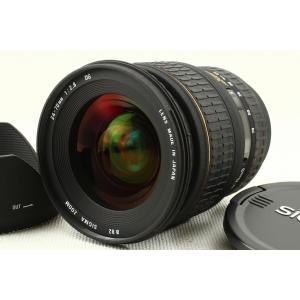 SIGMA AF 24-70mm F2.8 EX DG ASPH DF Minolta/Sony◆大...