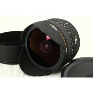 SIGMAシグマ AF 15mm F2.8 EX Fisheye Minolta/Sony◆フィッシ...
