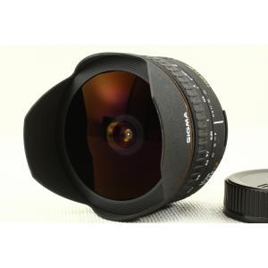 SIGMAシグマ AF 15mm F2.8 EX Fisheye Nikonニコン◆フィッシュアイ ...