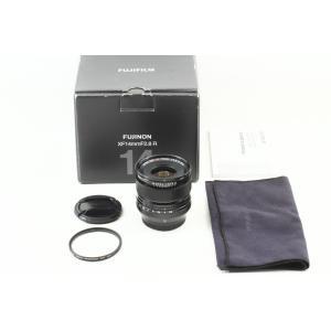 FUJIFILMフジフィルム XF 14mm F2.8 R◆超広角レンズ 極上品ランク