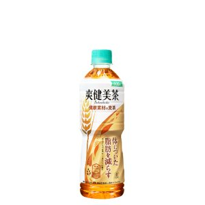 送料無料 爽健美茶 健康素材の麦茶 600mlP...の商品画像
