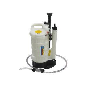 エアー圧を利用してエンジンオイルやミッションオイルなどの流体を吸い上げるエアー式ポータブルオイルチェ...