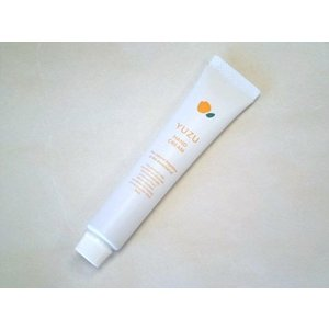 国産柑橘ミニハンドクリーム YUZU 20g|crococko