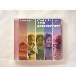 CatchThePeace-絆- HARMONEY EYES チャリティアルバム 【送料無料】|crococko