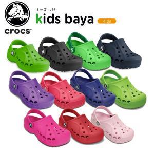 クロックス(crocs) キッズ バヤ (kids baya...