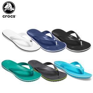 クロックス(crocs) クロックバンド フリップ (cro...