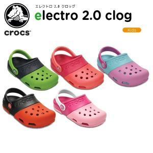 クロックス(crocs) エレクトロ 2.0 クロッグ (e...