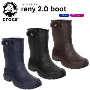 クロックス(crocs) レニー 2.0 ブーツ (reny...
