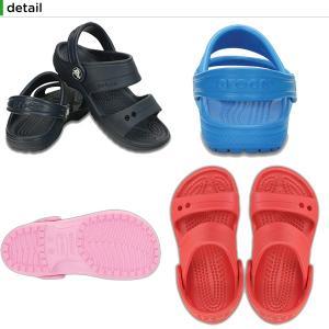 クロックス(crocs) クラシック サンダル キッズ (classic sandal kids) キッズ/サンダル/シューズ/子供用[C/A]|crohas|02