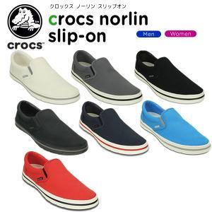クロックス(crocs) クロックス ノーリン スリップオン (crocs norlin slip-on) [H] crohas