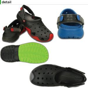 クロックス(crocs) スウィフトウォーター クロッグ (swiftwater clog ) /メンズ/男性用/サンダル/シューズ/|crohas|02