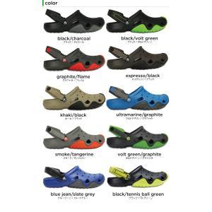 クロックス(crocs) スウィフトウォーター クロッグ (swiftwater clog ) /メンズ/男性用/サンダル/シューズ/|crohas|03