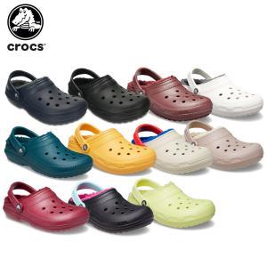 クロックス(crocs) クラシック ラインド クロッグ(c...