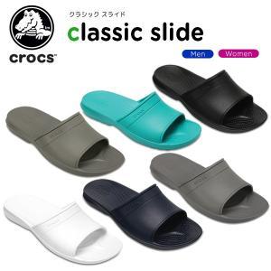 クロックス(crocs) クラシック スライド(classi...